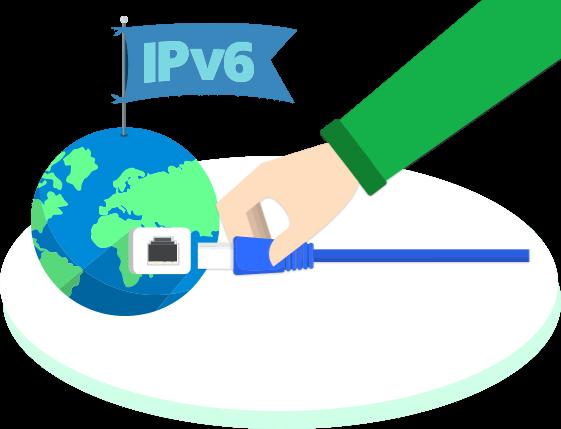 为什么要使用IPv6转换服务